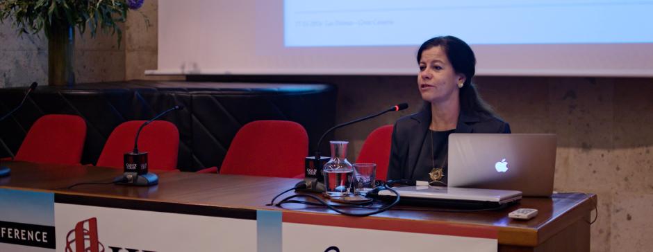 Dr. Enrica Salvatori, Keynote Speaker